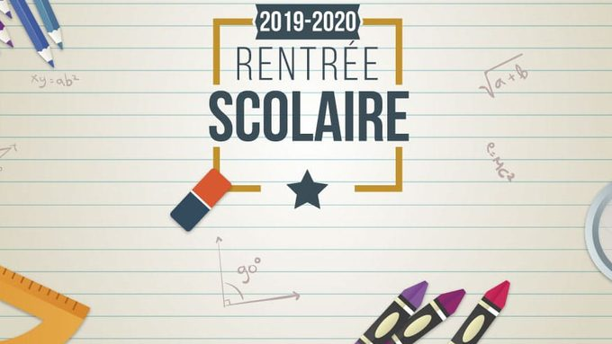 Calendrier Annee Scolaire 201918.Blog Presentation Actualites Lycee Colbert